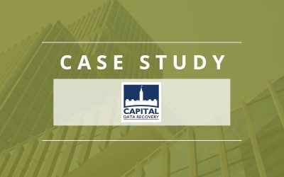 Case Study: Capital Data Recovery