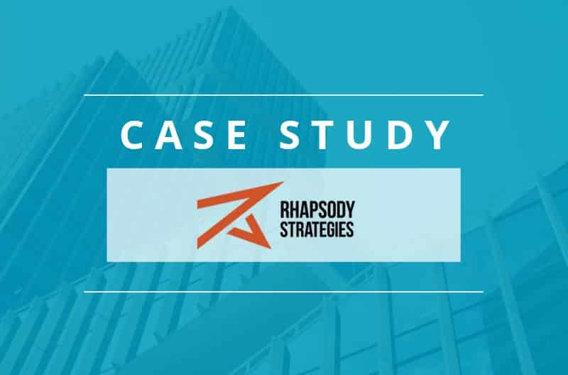 Case Study: Rhapsody Strategies